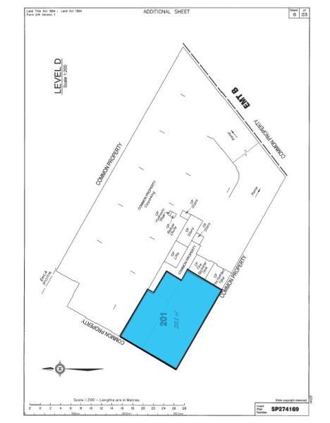 Lot 201, 66 High Street TOOWONG QLD 4066
