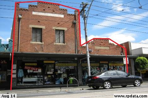 327-329 Lygon Street BRUNSWICK EAST VIC 3057