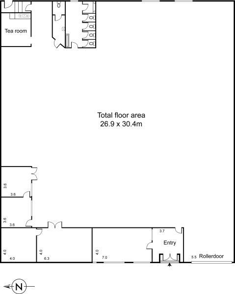 18-24 Down Street COLLINGWOOD VIC 3066