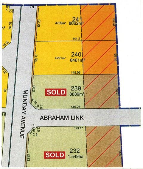 37 (Lot 241) Munday Avenue PINJARRA WA 6208
