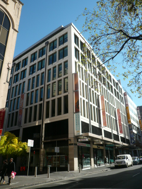 Shops/405-411 Sussex Street SYDNEY NSW 2000