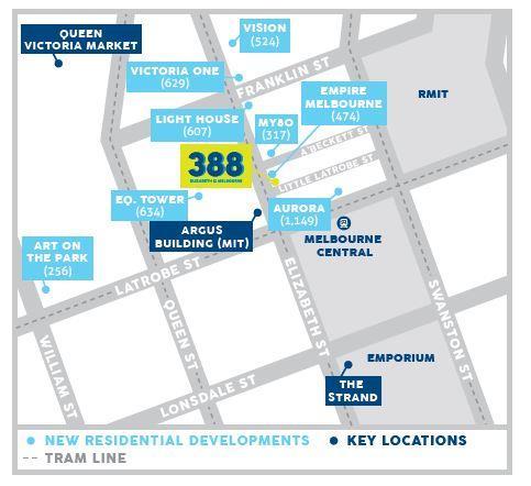Level 1/388 Elizabeth Street MELBOURNE VIC 3000