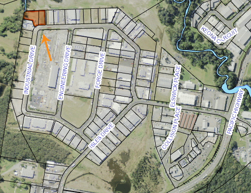 48-52 Industrial Drive COFFS HARBOUR NSW 2450