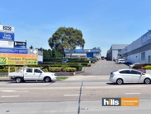 Building F/290 Parramatta Road AUBURN NSW 2144