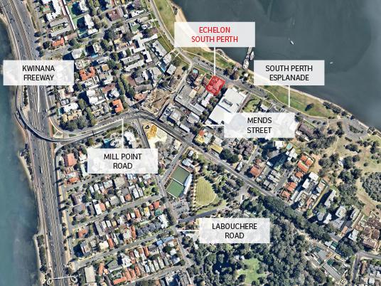 77 - 79 South Perth Esplanade SOUTH PERTH WA 6151