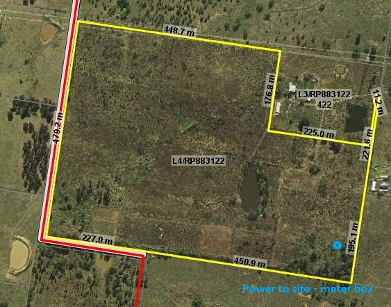 Lot 4 Ropeley Rockside Road ROPELEY QLD 4343