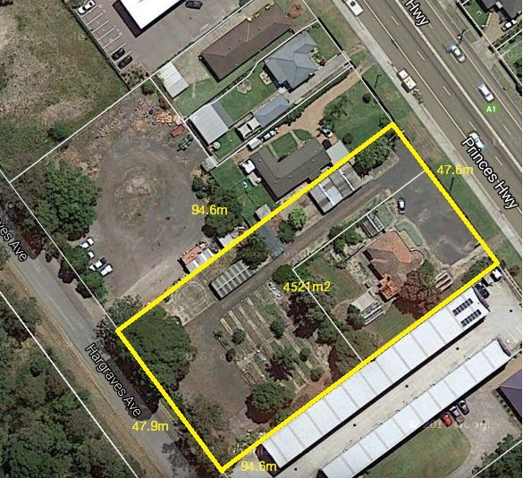 150-154 Princes Highway ALBION PARK RAIL NSW 2527