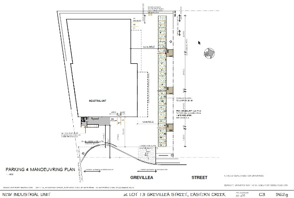 12 GREVILLEA STREET EASTERN CREEK NSW 2766