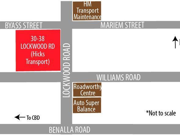 30-38 Lockwood Road SHEPPARTON VIC 3630