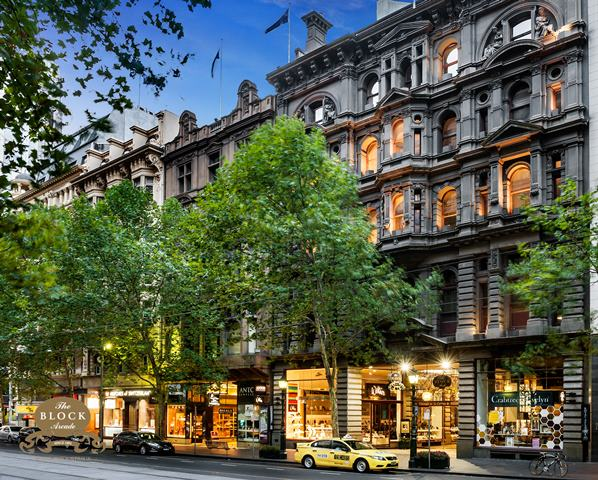 The Block /282-284 Collins Street MELBOURNE VIC 3000