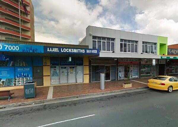 Shop  1/12 Railway Street LIVERPOOL NSW 2170