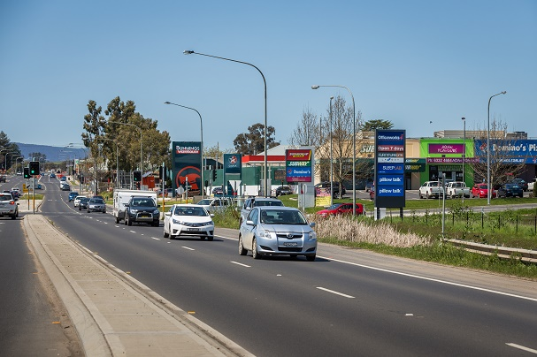Cnr Great Western Highway & Stockland Drive BATHURST NSW 2795