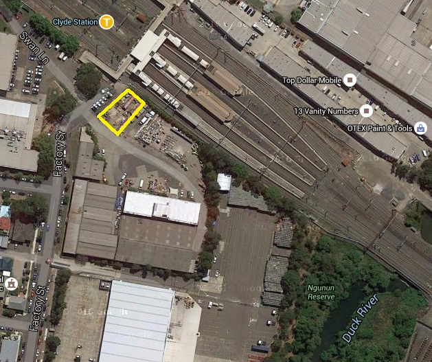 Section A/2 Factory Street CLYDE NSW 2142