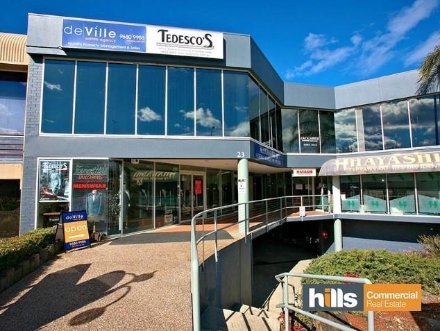 Suite  6/23 Terminus Street CASTLE HILL NSW 2154