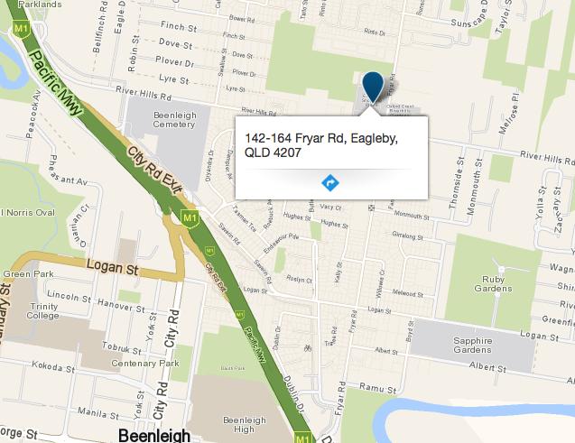 1/142 Fryar Road EAGLEBY QLD 4207