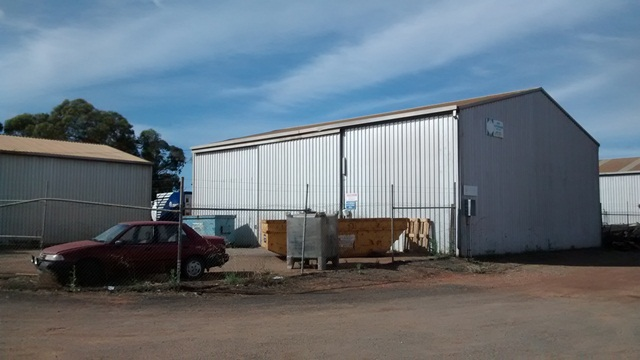 Shed 1 Lot 33 Coath Rd WEST KALGOORLIE WA 6430