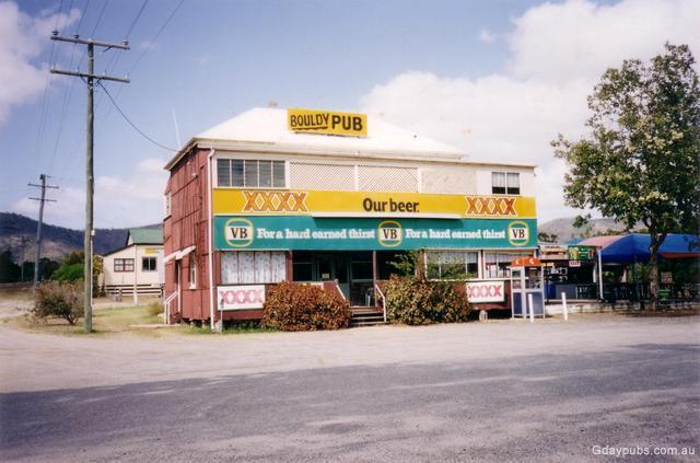 BOULDERCOMBE QLD 4702