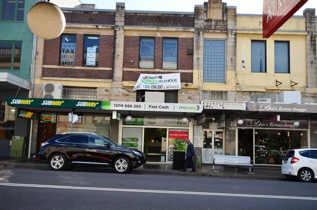 245/245 church street PARRAMATTA NSW 2150