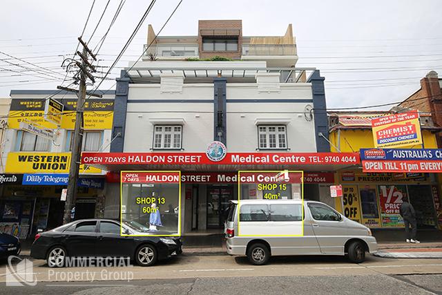 Shop 13&15/101-103 Haldon Street LAKEMBA NSW 2195