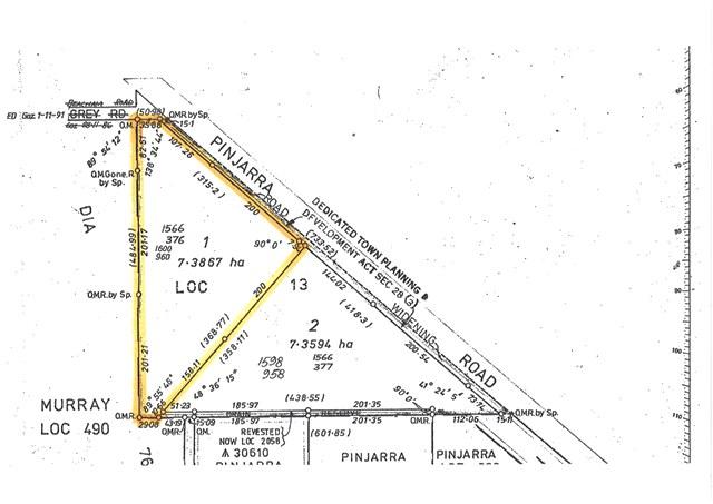 1602 Pinjarra Road PINJARRA WA 6208