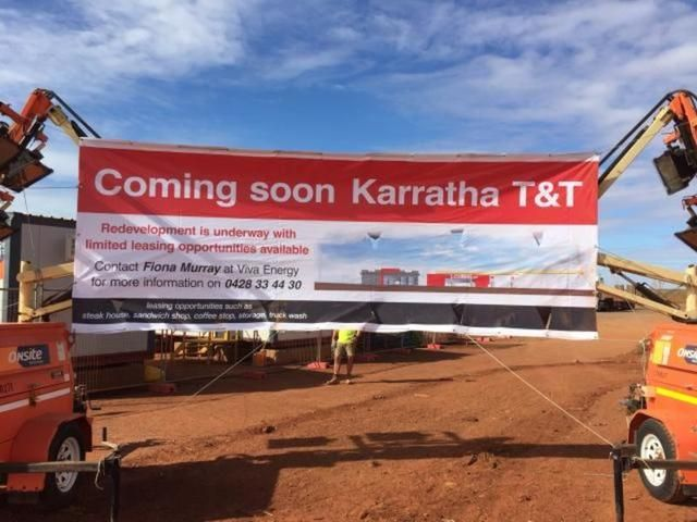 Karratha Truck Stop Searipple Road KARRATHA WA 6714
