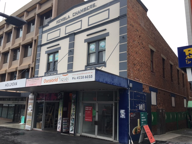 115-119 Crown Street WOLLONGONG NSW 2500