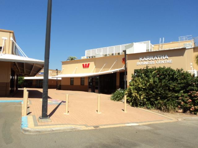 Unit 57 Karratha Business Centre, Sharpe Avenue KARRATHA WA 6714
