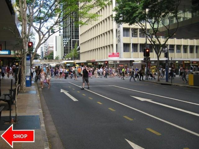 BRISBANE CITY QLD 4000