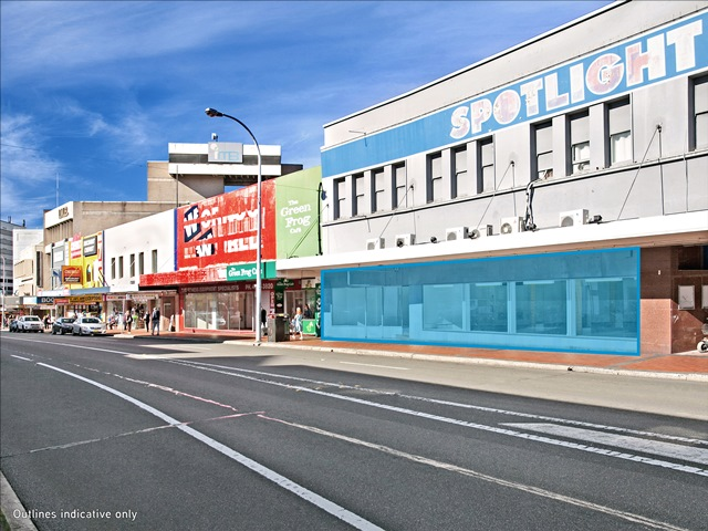 Shop 1B / 281 Crown Street WOLLONGONG NSW 2500