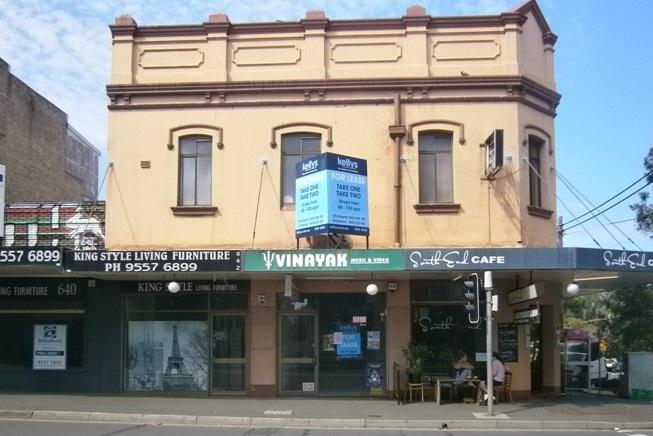 642A King Street NEWTOWN NSW 2042