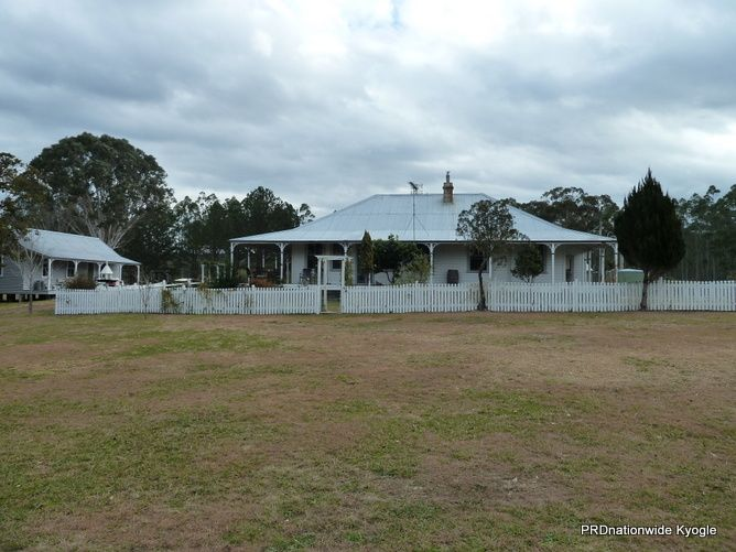 4471 Paddys Flat Road, UPPER TOOLOOM via URBENVILLE NSW 2475