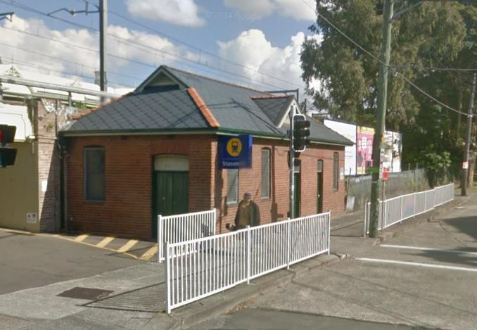 Stanmore Railway Station STANMORE NSW 2048