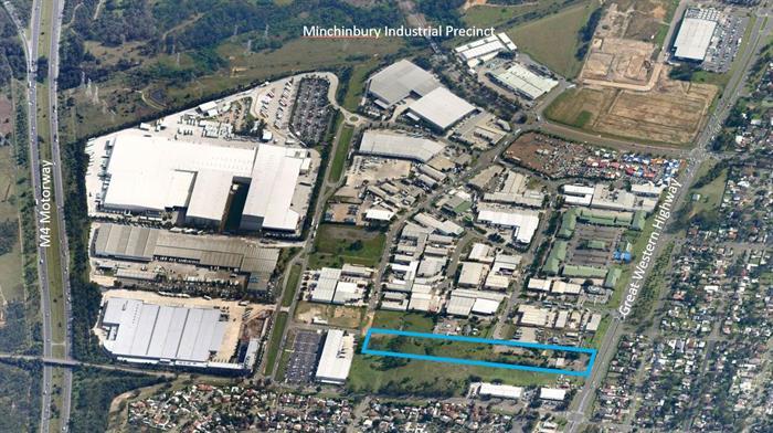 1087 Great Western Highway MINCHINBURY NSW 2770