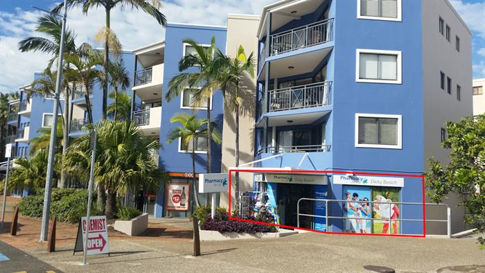 Shop 5, 6 Beerburrum Street DICKY BEACH QLD 4551