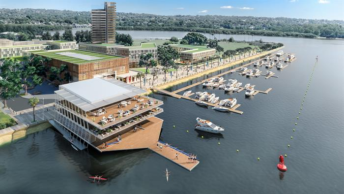 The Peninsula WENTWORTH POINT NSW 2127
