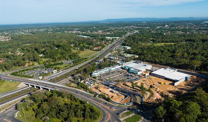 Cnr Mount Lindesay Highway & Park Ridge Road PARK RIDGE QLD 4125