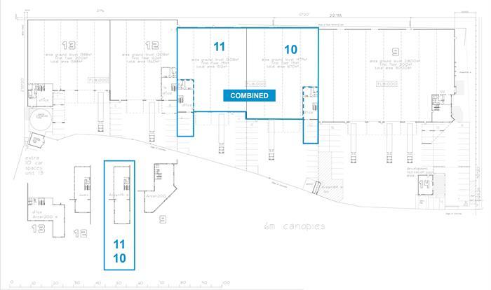 Units 10 & 11, 27-29  Industrial Avenue MOLENDINAR QLD 4214