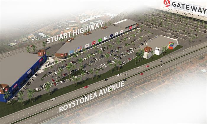 Cnr Stuart Highway & Roystonea Avenue PALMERSTON CITY NT 0830