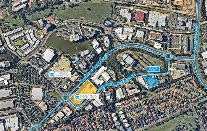 14-16 Brookhollow Avenue BAULKHAM HILLS NSW 2153