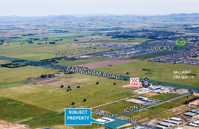 Lot 61 Icon Park DELACOMBE VIC 3356