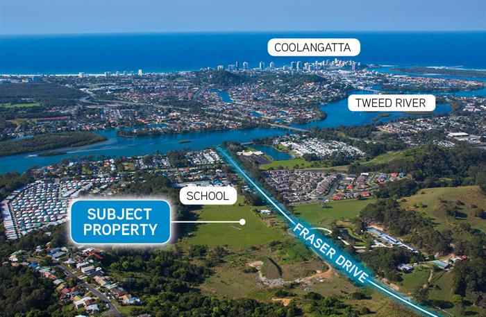 Lot 15, 57 Fraser Drive TWEED HEADS SOUTH NSW 2486
