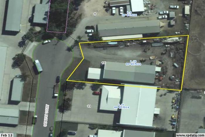 10 Catalyst Court MOUNT ST JOHN QLD 4818