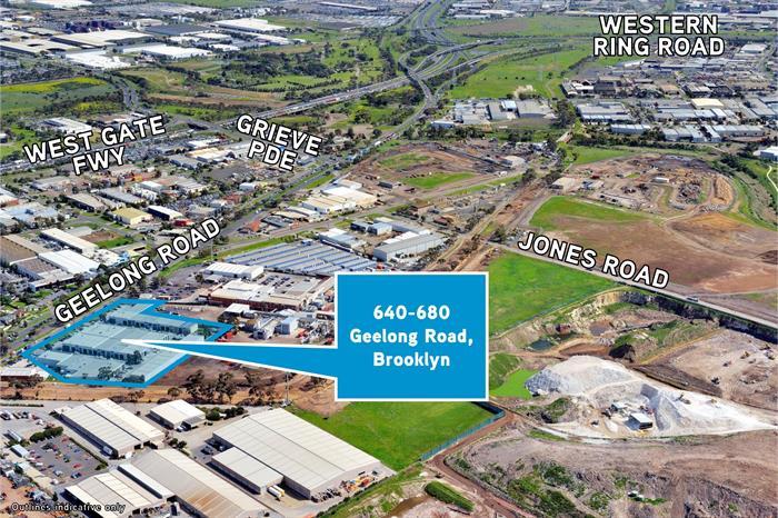 Unit 36, 640-680 Geelong Road BROOKLYN VIC 3012
