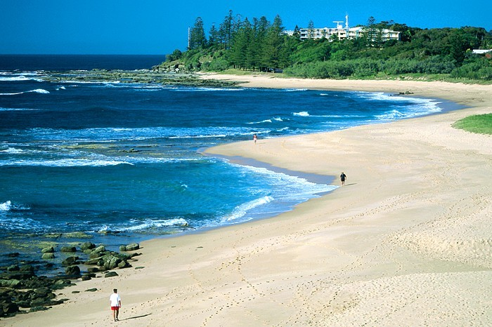 SHELLY BEACH QLD 4551