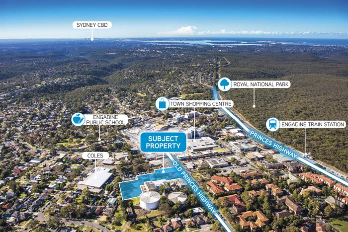 1081-1091A Old Princes Highway ENGADINE NSW 2233
