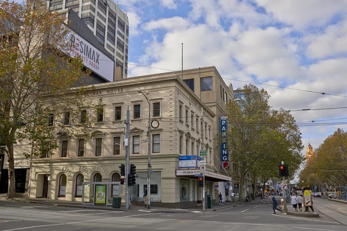 390 Flinders Street MELBOURNE VIC 3000