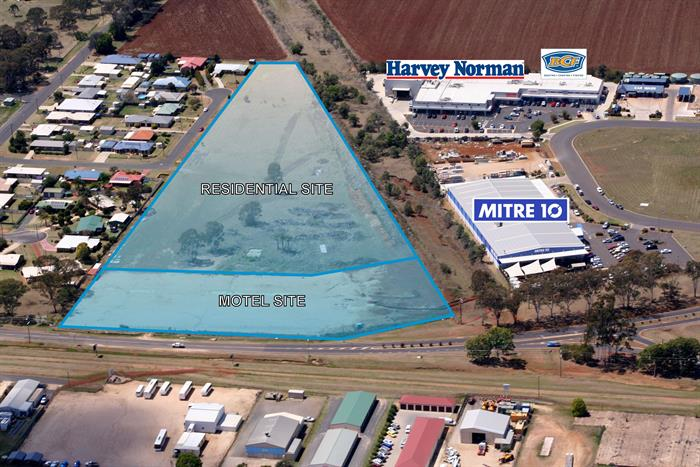 Lots 27 & 28, 2 Walter Road KINGAROY QLD 4610