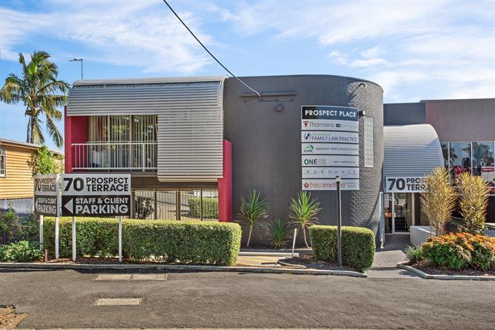 70 Prospect Terrace KELVIN GROVE QLD 4059