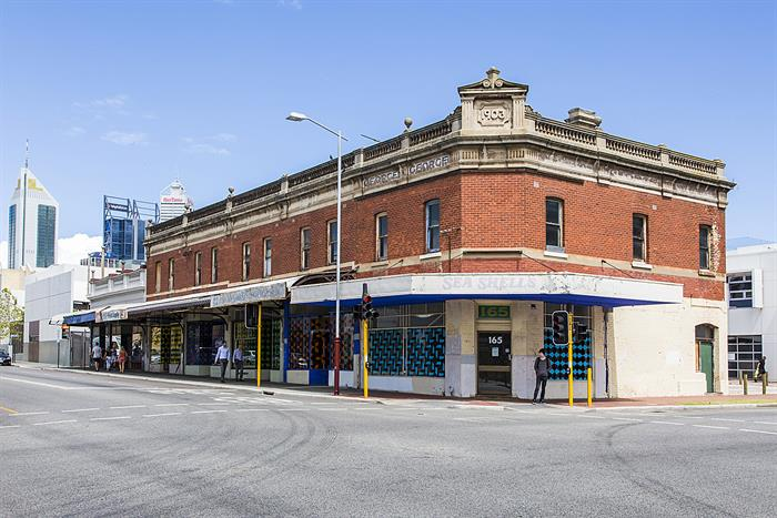151 - 165 Beaufort Street NORTHBRIDGE WA 6003