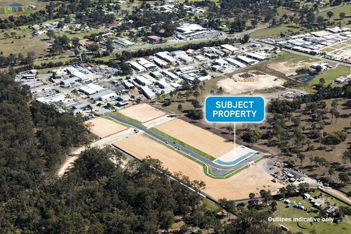 Lot 1 Industrial Avenue LOGAN VILLAGE QLD 4207